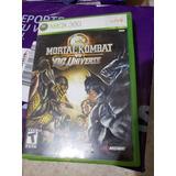 Mortal Kombat Vs Dc Xbox 360