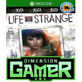 Life Is Strange - Xbox One - N Codigo Offline