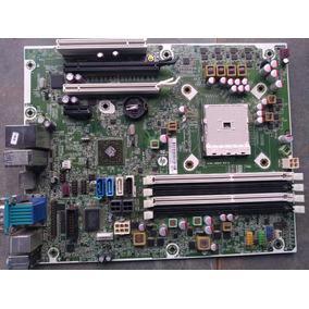 2 Placas Mãe Hp E93839 Para Compaq Pro 6305 Small