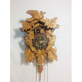 Brechó Charisma-relógio Cuco Musical-floresta Negra-germany