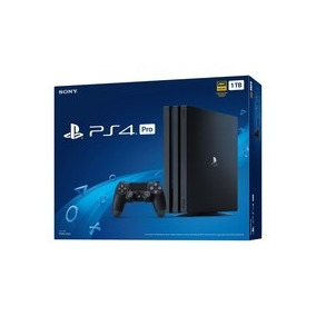 Playstation 4 Pro 1tb (ps4)