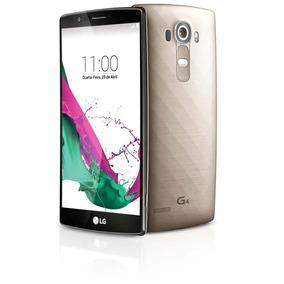 Smartphone Lg G4 H818p Dourado Android 5.0 4g Câmera 16mp