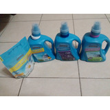Detergente, Abrillantador, Suavizante, Blanqueador Melaleuca