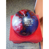 Bola De Bowling Columbia 300 White Dot Patriot Sparkle