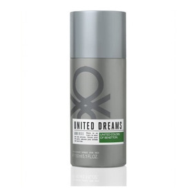 Desodorante Masculino Benetton United Dreams Aim High 150ml