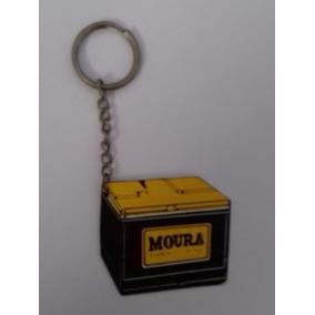Chaveiro Personalizado Das Baterias Moura