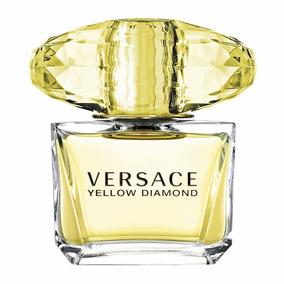 Versace Perfume Yellow Diamond Para Mujer, 90 Ml - Barulu