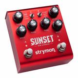 Strymon Sunset Dual Overdrive Pedal De Efecto - Cuotas