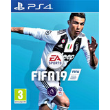 Playstation 4 Fifa 19 Ps4 Juego Físico, Sellados
