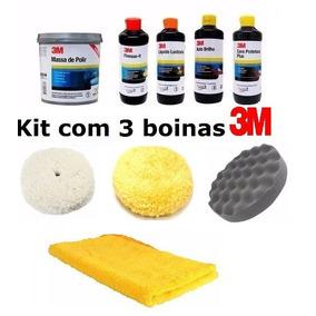 Boina Polimento 3m - Limpeza Automotiva no Mercado Livre Brasil 094bea9835b