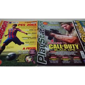 Revistas Playstation Official Lote 19 Revistas Leia
