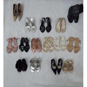 a5a8fc3f32a Kit De Calçados Femininos Para Brechó revenda