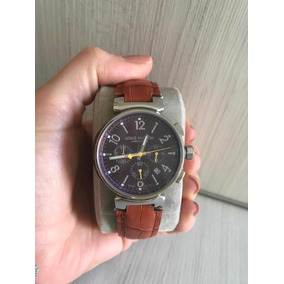 039b77203ff Relogio Louis Vuitton - Relógios De Pulso no Mercado Livre Brasil