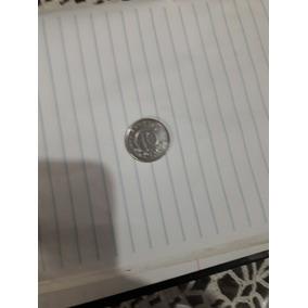 Moeda 10 Cr$ 1993 Tamandua Bandeira