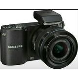 Cámara Digital Sin Espejo Samsung Nx1000 Con Lente 20-50mm