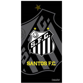 d986cd7e1a7fe Moleton Oficial Do Santos - - Toalhas no Mercado Livre Brasil