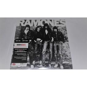 Lp Ramones Ramones Vinil Novo E Lacrado Eu