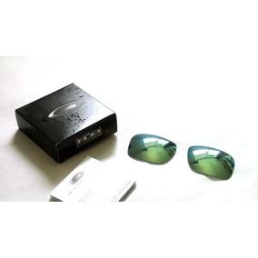 Oakley Holbrook Emerald Iridium Cristales, 100% Originales