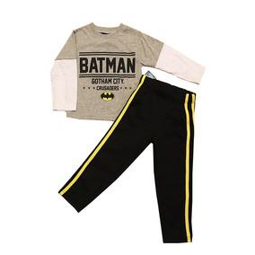 Camiseta Y Pans Para Niños De Batman