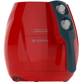 Fritadeira Colors Cadence Sem Óleo Frt541, Vermelha