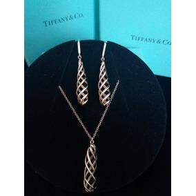 f6c4692649f2 Collares Tiffany Originales - Collares y Cadenas Oro Sin Piedras en ...