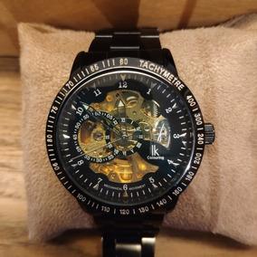 0f201b498c2 Relógio Esqueleto Colouring Automático Frete Grátis !!! - Relógios ...