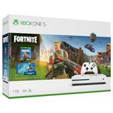 Ldc Somos Tienda Xbox One S 4k Disco Dd 1tb + Fortnite