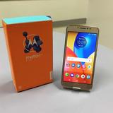 Celular Motorola Moto E4 Plus Xt1773 16gb 4g Gold 13mp