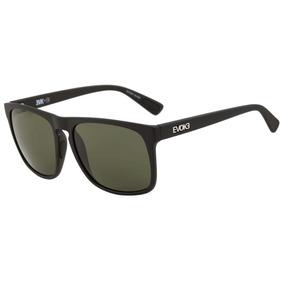 Óculos De Sol Evoke Evk 18 A02 Black Matte G15 Original fd1e25769d