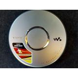 Sony Cd Walkman D-ej 011. Funcionando.uusado