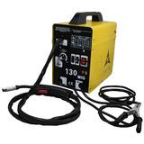 Máquina De Solda Mig 130 - Não Usa Gás - Arame Grátis - 220v