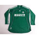 Camisa Palmeiras Manga Longa Cruz De Savoia Tam. Gg - Futebol no ... 11035ea69ad8f