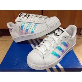 wholesale dealer 2a483 cc35d Zapatillas adidas Superstar Originales Dama Y Caballero