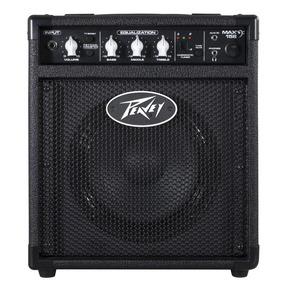 Peavey Max158 Amplificador Bajo Transtube 20w En 4 Ohms1x8