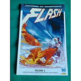 Flash Renascimento - Volume 3