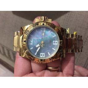 Relógio Masculino Invicta Excursion 6243 18kt 100% Original