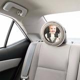 Espelho Retrovisor Banco Traseiro Carro Bebê Multikids Bb18