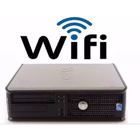 Cpu Dell Optiplex 780 Core 2 Duo 8gb Hd 80gb Wifi