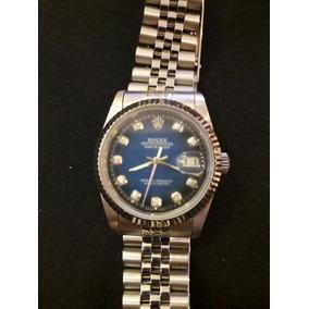 9ca5a6f02b8 Relógio Rolex Oyster Perpetual Date Automático Aço E Ouro - Relógios ...