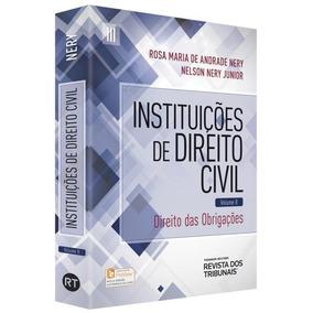 Instituições De Direito Civil - Vol. Ii - Direito Das Obri