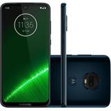 Celular Motorola Moto G7 Plus 64gb 4ram - Índigo