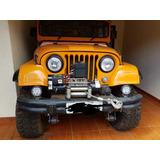 Jeep Cj5 Willys - Trilha