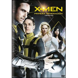 Dvd - X-men: Primera Generacion