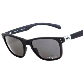 Óculos Hb Gipps Ii Matte Black Gray Polarized Lenses 060ebfedc7