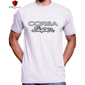 0682d6ca6 Camiseta Personalizada Corsa - Camisetas e Blusas no Mercado Livre ...