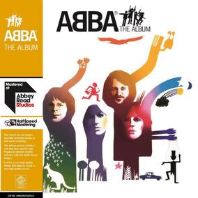 Abba The Album 40th Anniversary Vinilo Doble Nuevo Importado