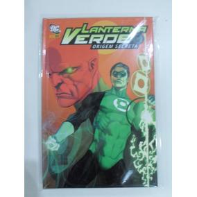 Hq Lanterna Verde - Origem Secreta