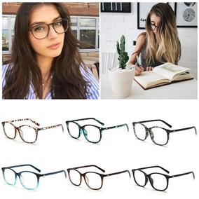 756f8d7ee02ef Óculos Redondo Armação Para Grau - Óculos no Mercado Livre Brasil