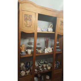 Mueble Muy Antiguo De Pinotea