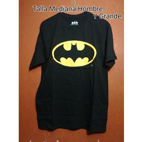 Playera Batman Xperma Dc Comics Original